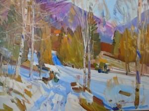 Y. Savinykh Untitled'