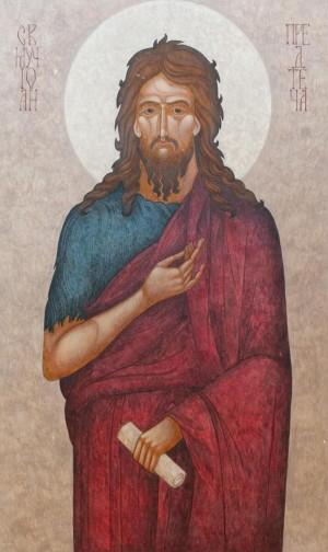 O. Zapotichna 'St. John the Baptist', 2017.
