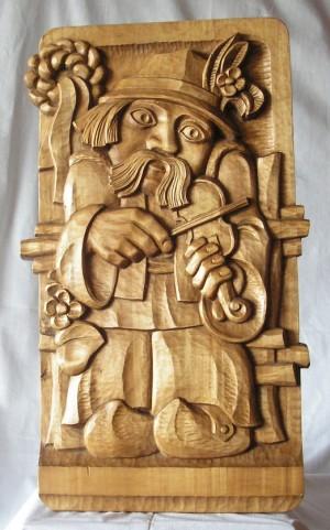 Лемківські музики. Скрипаль, 2006