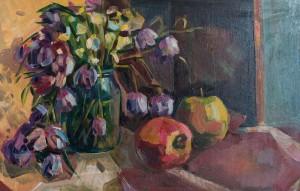 Магей Я. 'Весняні квіти', 2017