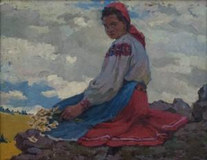 M. Romanyshyn Spring'.