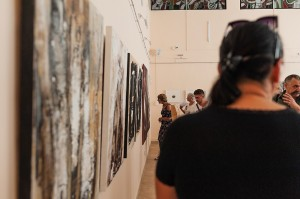 Exhibition of Darmstadt artists in Uzhhorod