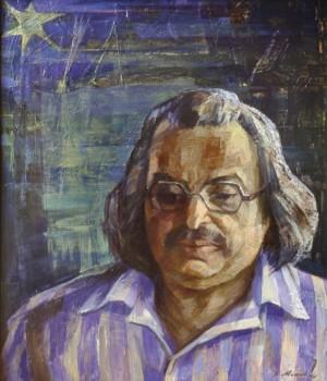 Фелікс Кривін, 1990, п.о. 69х59