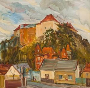 Чирський С.'Ужгородський замок'