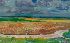 M. Hlushchenko 'Ripe Grain'