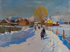 G. Gluck 'A Sunny Day', 1965