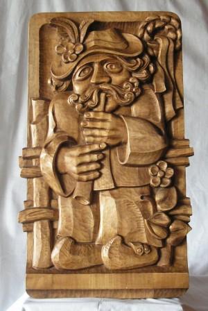 Лемківські музики. Сопілкар, 2006