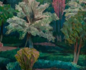 Микита В. 'Квітуча вишня'