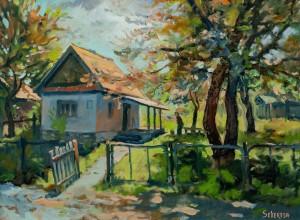 A. Sekeresh Bystryi Village'
