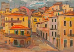 Вовчок В. 'Італійський мотив', 2012