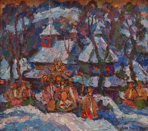 Y. Herts 'My Land, Verkhovyna'