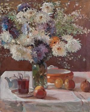 G. Gluck 'Chrysanthemums'