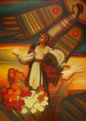 M. Hresko 'Marusia Churai', 1993