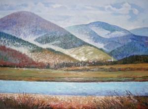 'In The Carpathians', 85x122