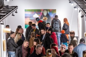 «КООРДИНАТИ» закарпатських митців в галереї Дзиґа
