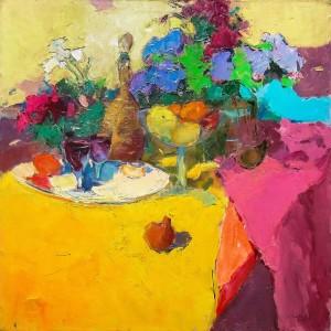 O. Shandor 'Dining Symphony', 2016