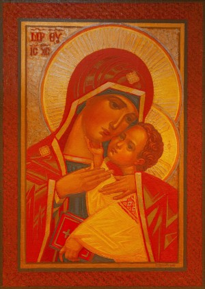 M. Hresko The Virgin Of Mercy', 2009