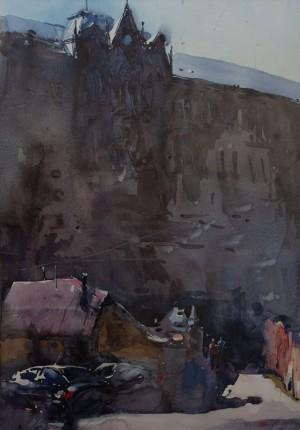 Когутич В.'Шепіт старої стіни'