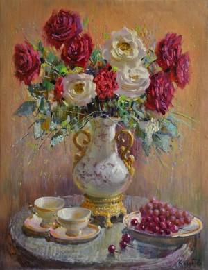 'Троянди', 90х70