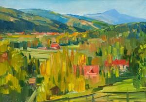 Ерфан Ф. 'Панорама', 2016
