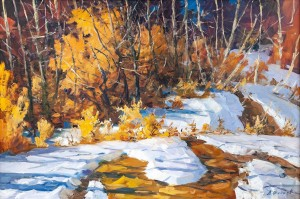 O. Fediaiev 'Winter', 2010