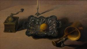 M. Hresko 'Still Life', 1988