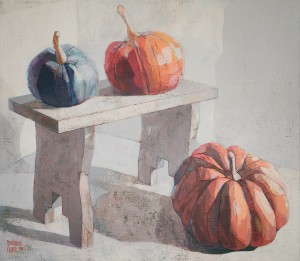E. Prykhodko Pumpkins. Light Mood', 2017