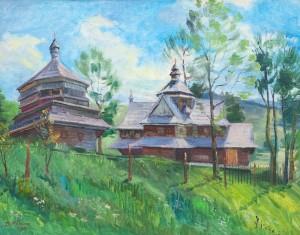 Сенько В. 'Струківська церква', 2011