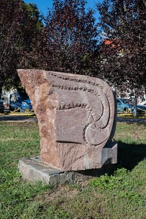 Sculptural Symposium 'Tiachiv 2011'