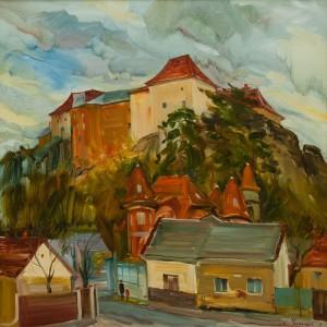 Спілки професійних художників Закарпаття до Дня музеїв представила в Ужгороді свою творчість