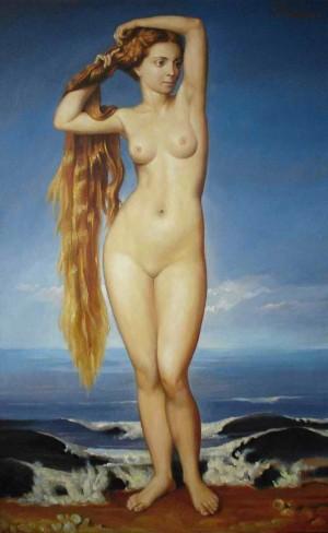 Венера, п.о., 80х55
