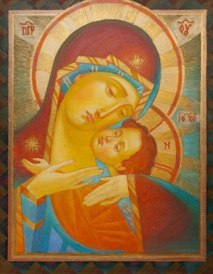 M. Hresko 'Heaven Mercy', 2012