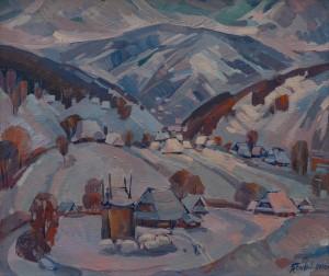 Багній М. 'Зимова казка'
