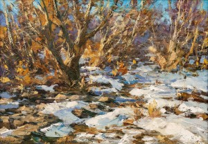 O. Fediaiev 'Winter Etude', 2006