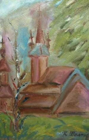 'Сільська церква'