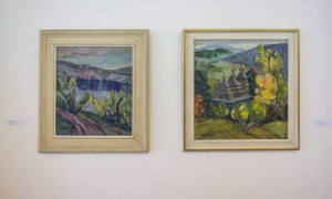 «PARIS IN UZHhOROD» by ADALBERT ERDELI