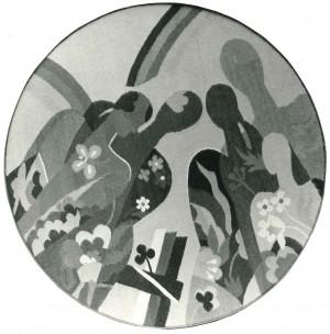 Гобелен 'Літо', 1986, д. 163 см