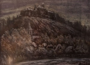 Дзись-Войнаровський М. 'Мукачівський замок'