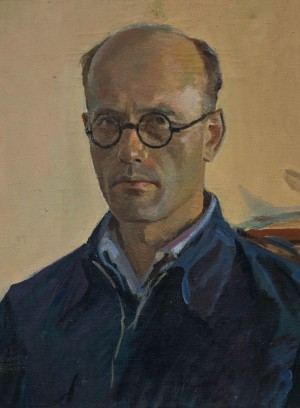 Self-portrait, 1949