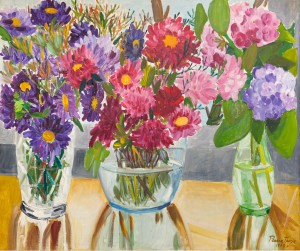 'Asters', 1978