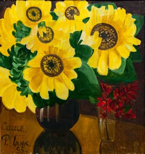 'Sunflowers', 1995