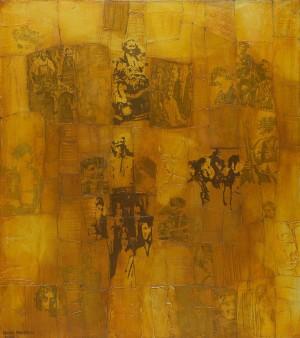Із серії «Меморія. Ужгородці», 2007, 100х90
