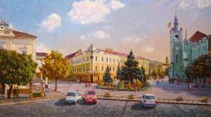 Центр Мукачева, 2011