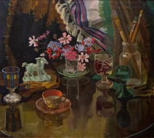 Ерделі А. 'Натюрморт', 1952