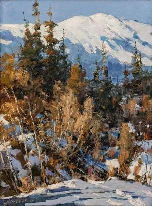 Федяєв О. 'Зимовий пейзаж', 2009