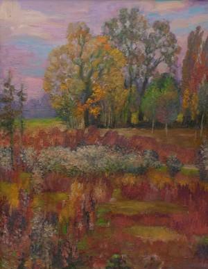 Гресько М. 'Осінні барви', 2017