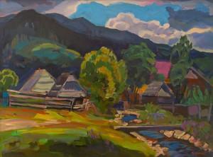 Вовчок В. 'Літо на Міжгірщині', 2012
