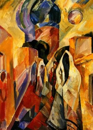 'Вулочка з Гур-Еміром', 1979, ДВП, о., 67х50