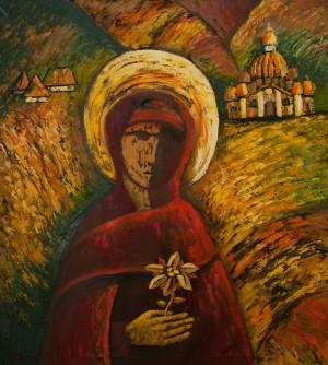 Філеш В. 'Явління Богородиці в Карпатах'