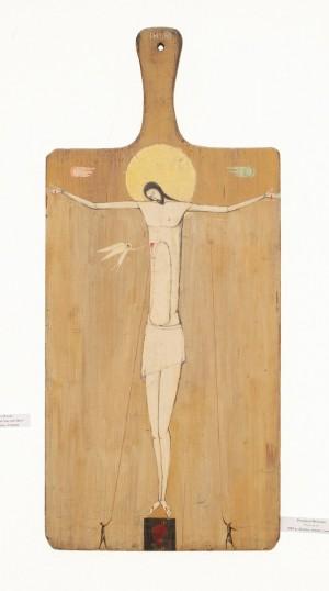 N. Rusetska 'Crucifix', 2005.